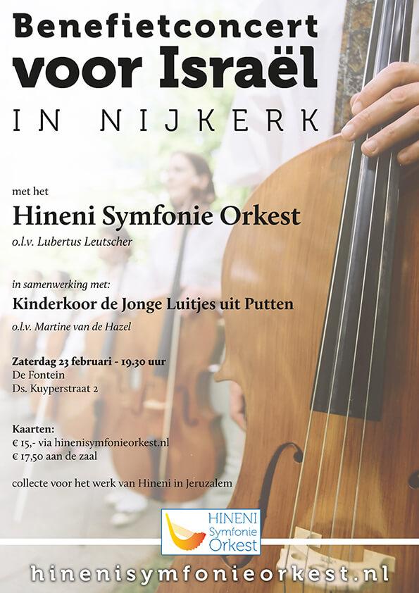 Concert Nijkerk 23 februari 2019
