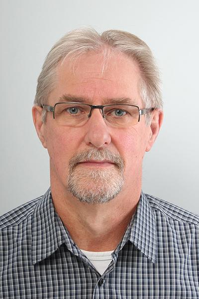 Penningmeester Dirk Korf