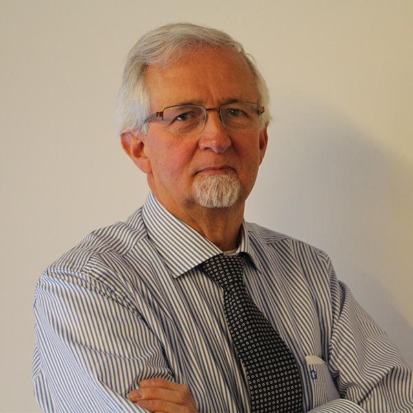 Voorzitter Leo van Koesveld
